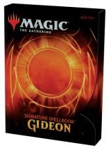 Signature Spellbook: Gideon Booster Box